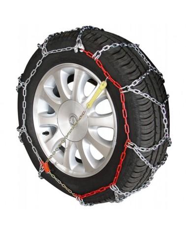 Snow Chains 215/70/16 R16 for SUVs, Vans, RVs, Pickup Trucks, Minivans 15mm Approved