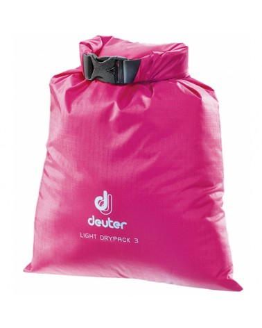 Deuter Light Drypack 3 Sacca Stagna 3 L, Magenta