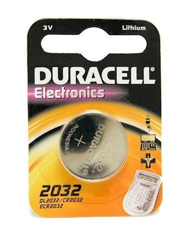 Duracell Batteria Litio 2032