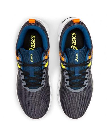 Asics Gel-Quantum 90 Zapatos Marcha Deportiva Hombre, Graphite Grey/Black