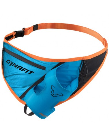 Dynafit React 600 2.0 Cintura/Marsupio Running, Methyl Blue/Orange