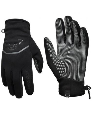 Dynafit Thermal Gloves Guanti Termici Unisex, Black