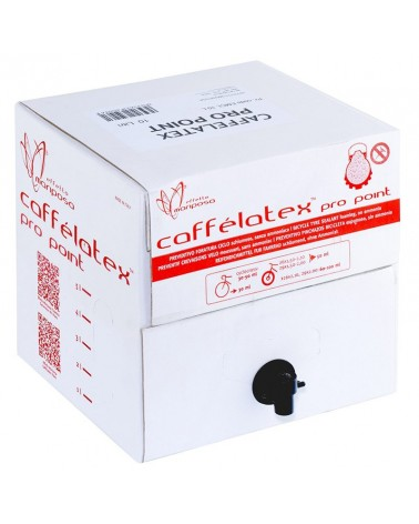 Effetto Mariposa Caffelatex Pro Point 10 L Sigillante Preventivo Foratura