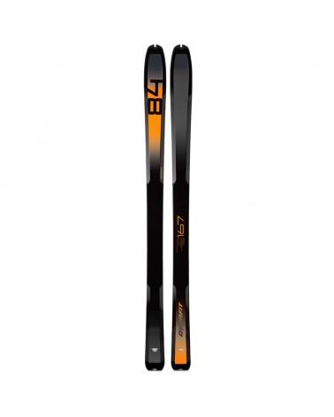 Dynafit Speedfit 84 Sci Touring, Dark Denim/Fluo Orange
