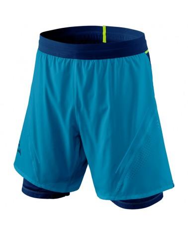 Dynafit Alpine Pro M 2/1 Men's Alpine Running Shorts, Mykonos Blue/8960