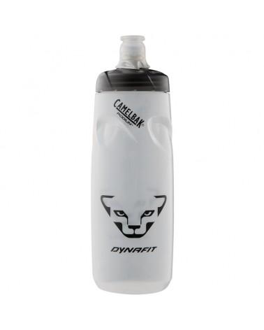 Dynafit Race Bottle 710ml Self-Sealing Jet-Valve, Transparent