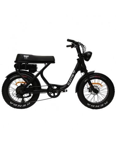 """Electri TNT e-Bike Fat 20"""" 250W, Black"""