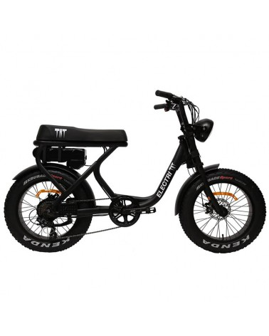 """Electri TNT e-Bike Fat 20"""" 250W, Nero"""