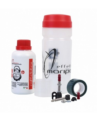 Effetto Mariposa Caff&eacutelatex Tubeless KIT Off-Road S (Per 2 Ruote)