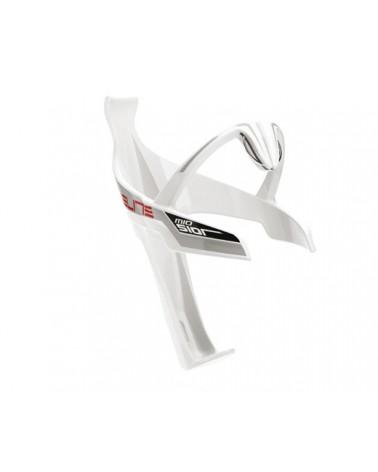 Elite Portaborraccia Sior Mio Race Fiberglass Glossy White/Black