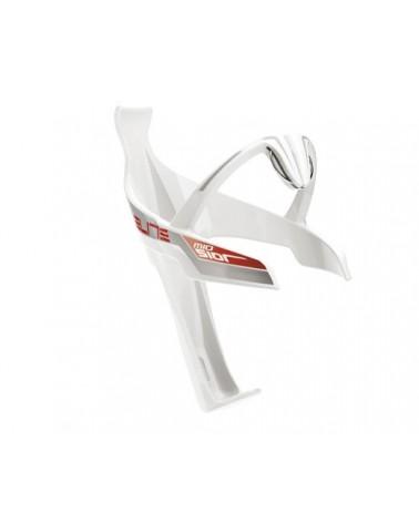 Elite Portaborraccia Sior Mio Race Fiberglass Glossy White/Red