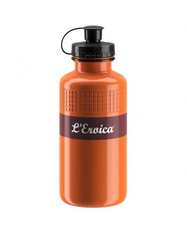 Elite Bottle Eroica Squeeze 500ml, Rust