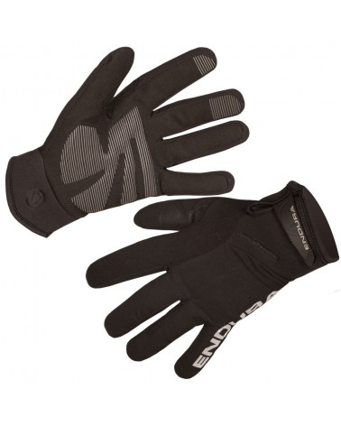 Endura Strike II Glove Guanti Donna, Black